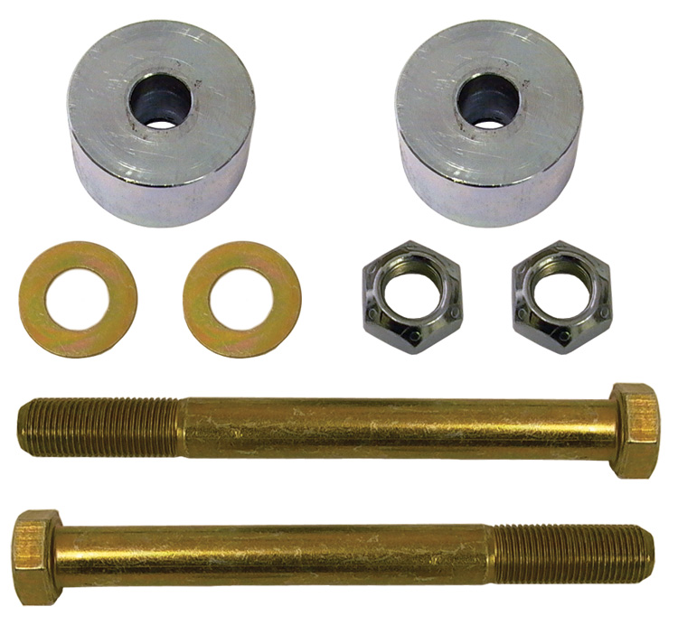 Total Chaos 1 Inch Diff. Drop Spacer Kit 05-15