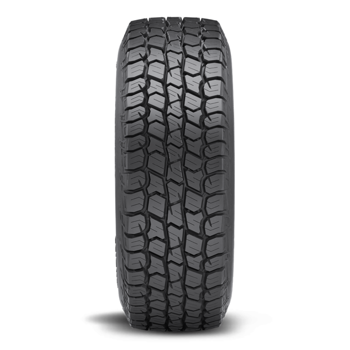 Deegan 38 All-Terrain 18.0 Inch 265/60R18 Raised White Letter Passenger SUV(4x4) Radial Tire Mickey Thompson