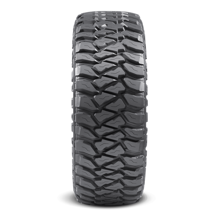 Baja MTZP3 17.0 Inch 35X12.50R17LT Black Sidewall Light Truck Radial Tire Mickey Thompson