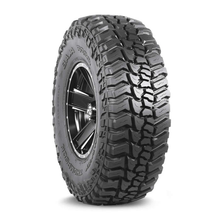 Baja Boss 17.0 Inch 40X13.50R17LT Black Sidewall Light Truck Radial Tire Mickey Thompson