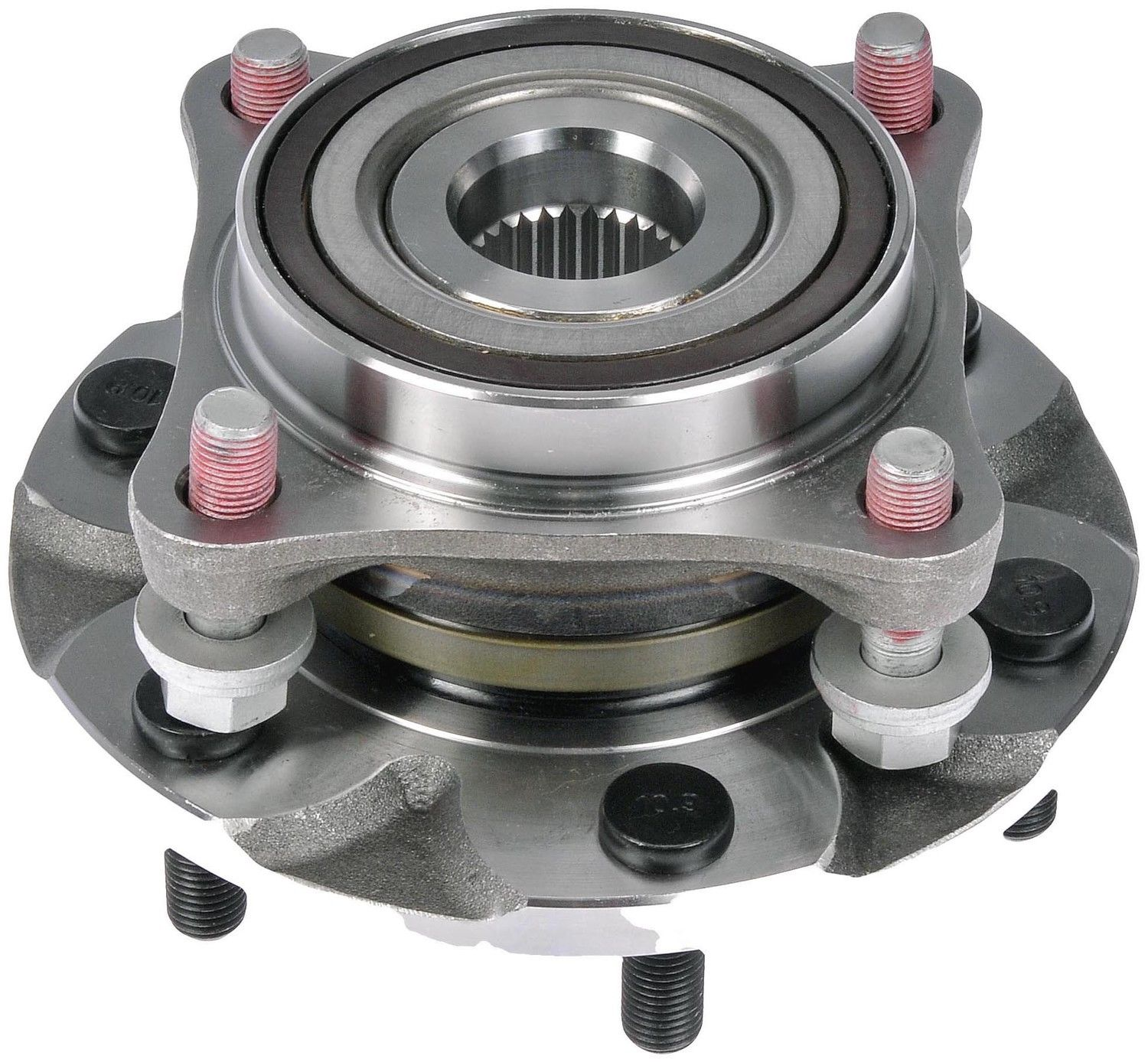 Dorman Pre-Pressed Wheel Hub Assembly 2005-2015 Tacoma 4WD