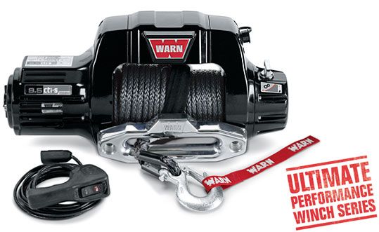 WARN 9.5cti-s Thermometric Winch