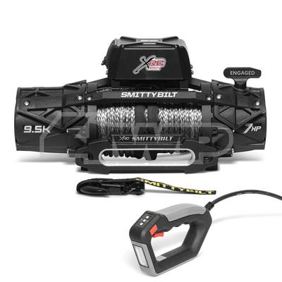 Smittybilt XRC Gen3 9.5K Comp Series Winch with Synthetic Cable