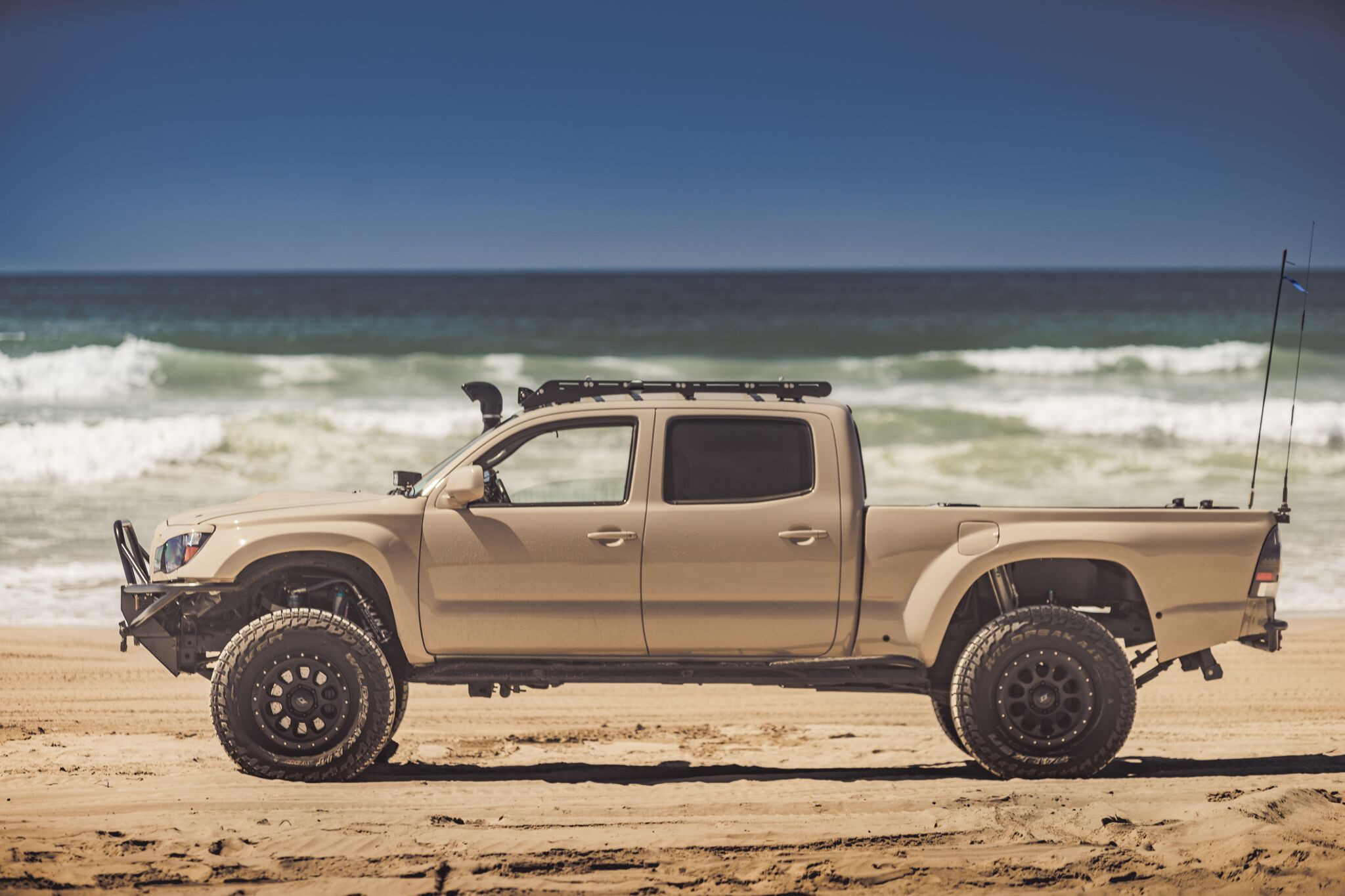 New Products Pure Tacoma Accessories Parts And