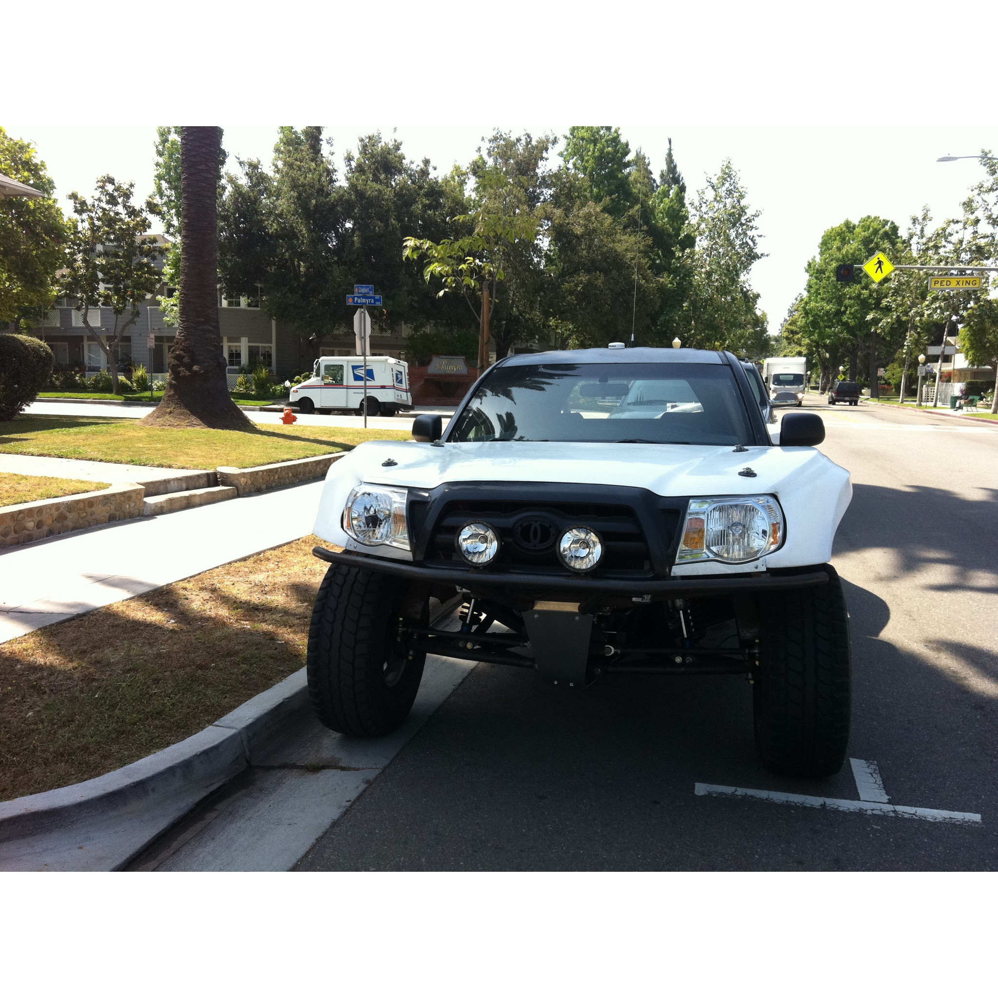 2005-2011 Toyota Tacoma 3-Piece Frontend