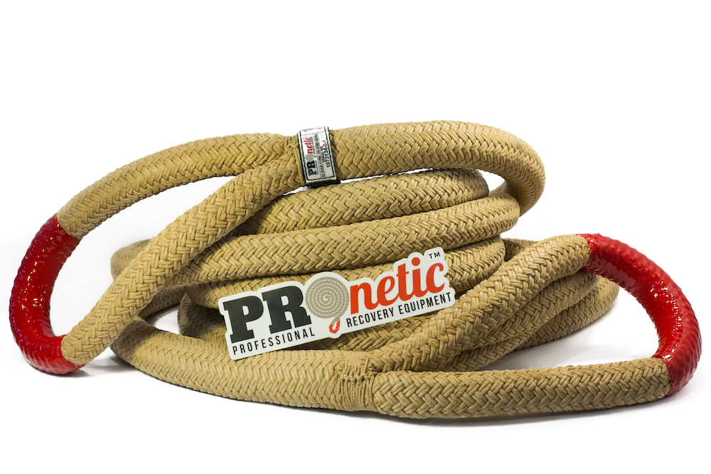 "PROnetic Alpine Pro Kinetic Recovery Rope 7/8"" x 30'"