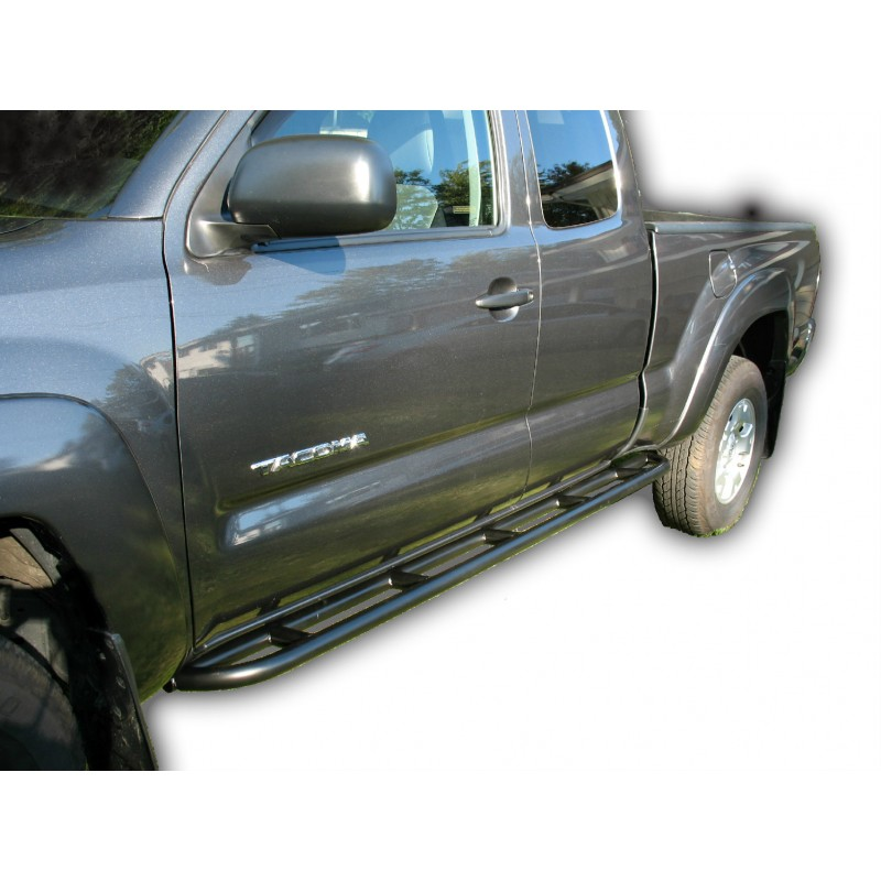 Avid Off-Road Tacoma Sliders - Double Cab Long Bed 2005-2011
