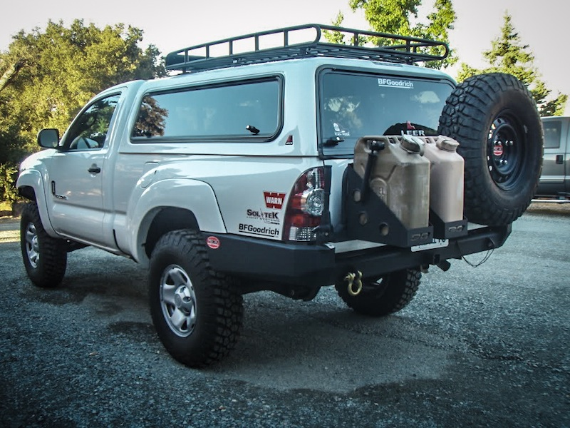 Baja Rack Pure Tacoma Accessories Parts And Accessories