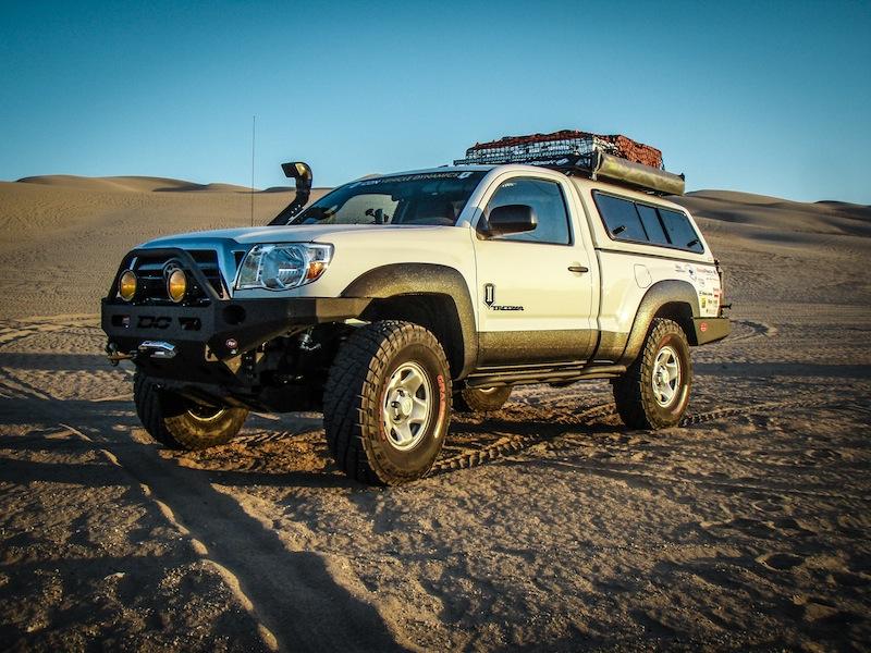 Toyota Tacoma Topper >> Baja Rack Standard Camper Rack [BR-CAMPER-0] - $730.00 ...