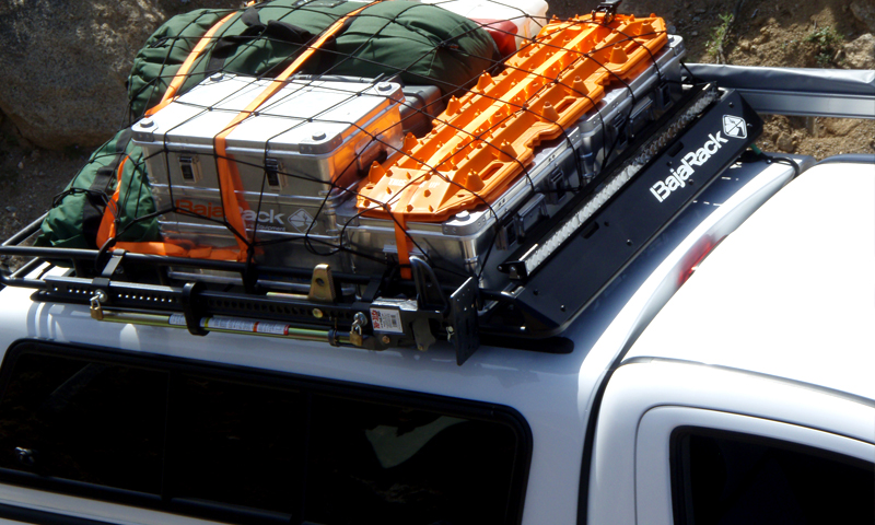2015 Tacoma For Sale >> Baja Rack Standard Camper Rack [BR-CAMPER-0] - $686.20 ...