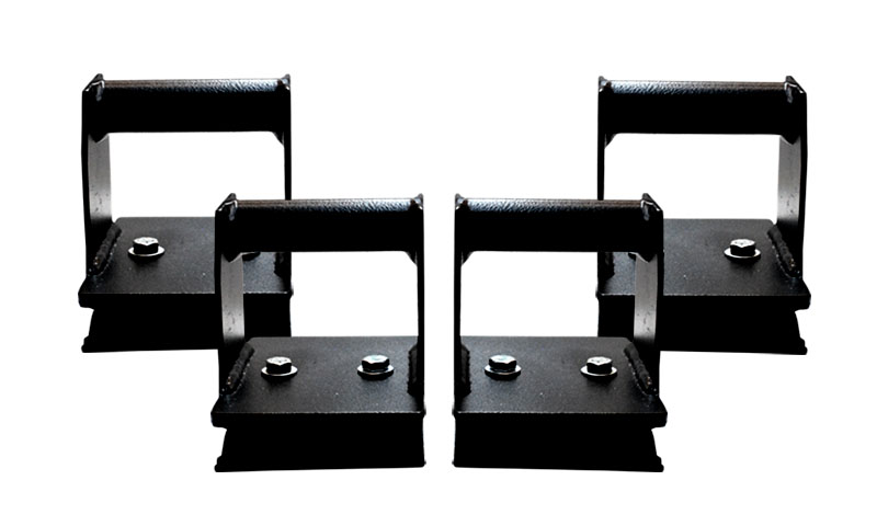 Baja Rack Yakima & Thule Accessory Mounts (4 pcs)
