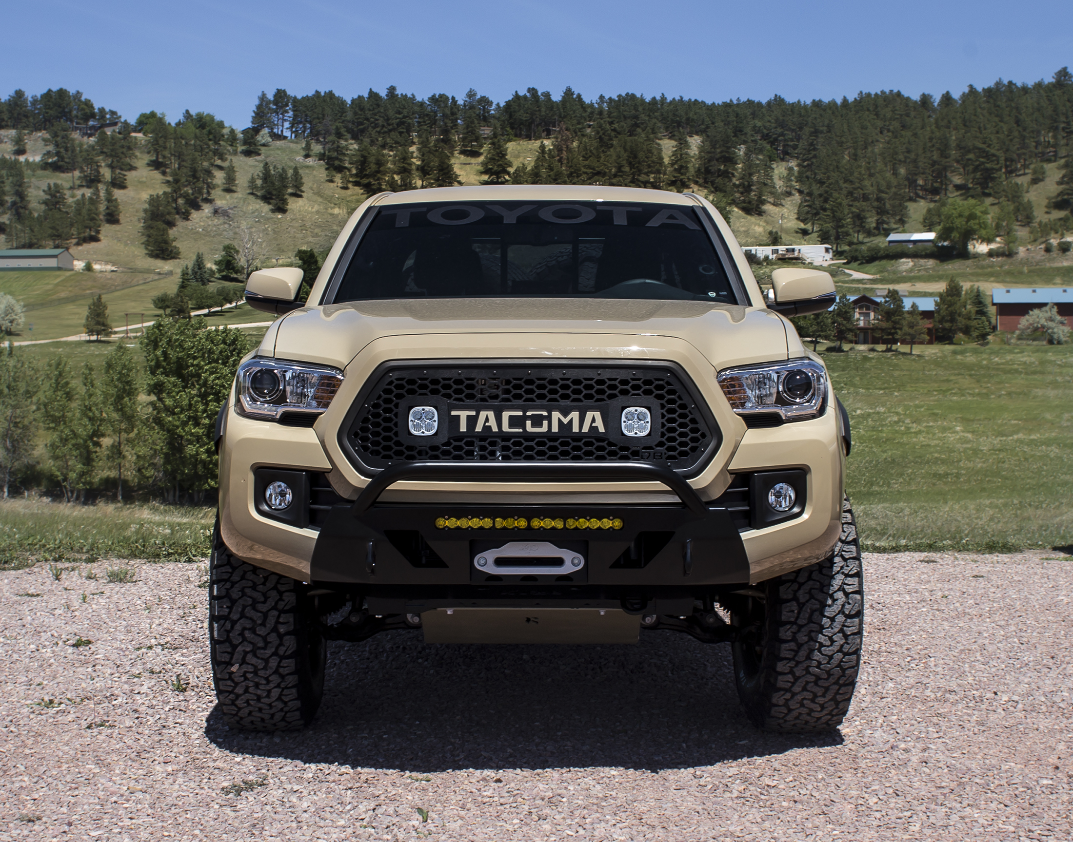 Bumpers Pure Tacoma Accessories Parts And Accessories
