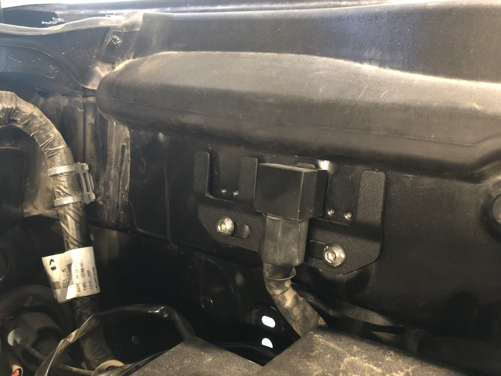 2005-2015 Toyota Tacoma Bolt On Relay Holder