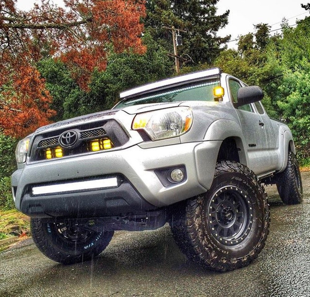 05-2015 Toyota Tacoma Ultimate Lighting Package