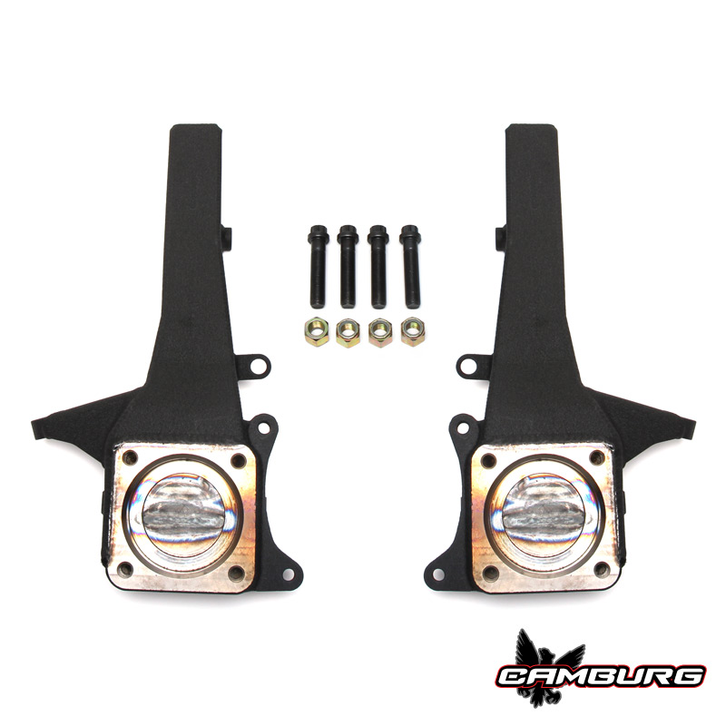 CAMBURG TOYOTA TACOMA PRERUNNER '05-'17 4.0 PERFORMANCE SPINDLES