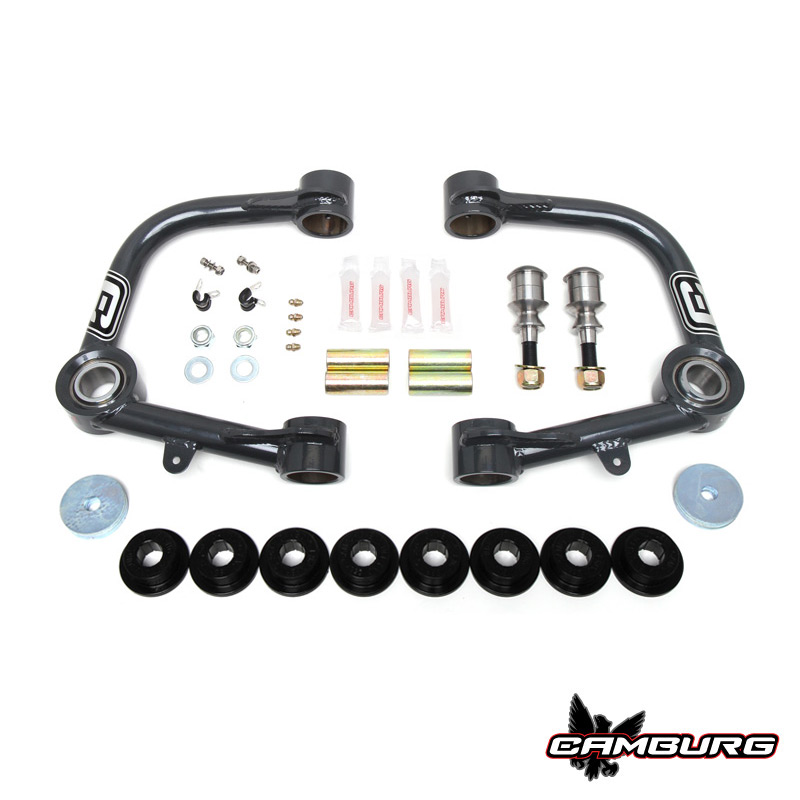CAMBURG TOYOTA TACOMA PRE/4WD '05-'17 1.25 PERFORMANCE UNIBALL UPPER ARMS