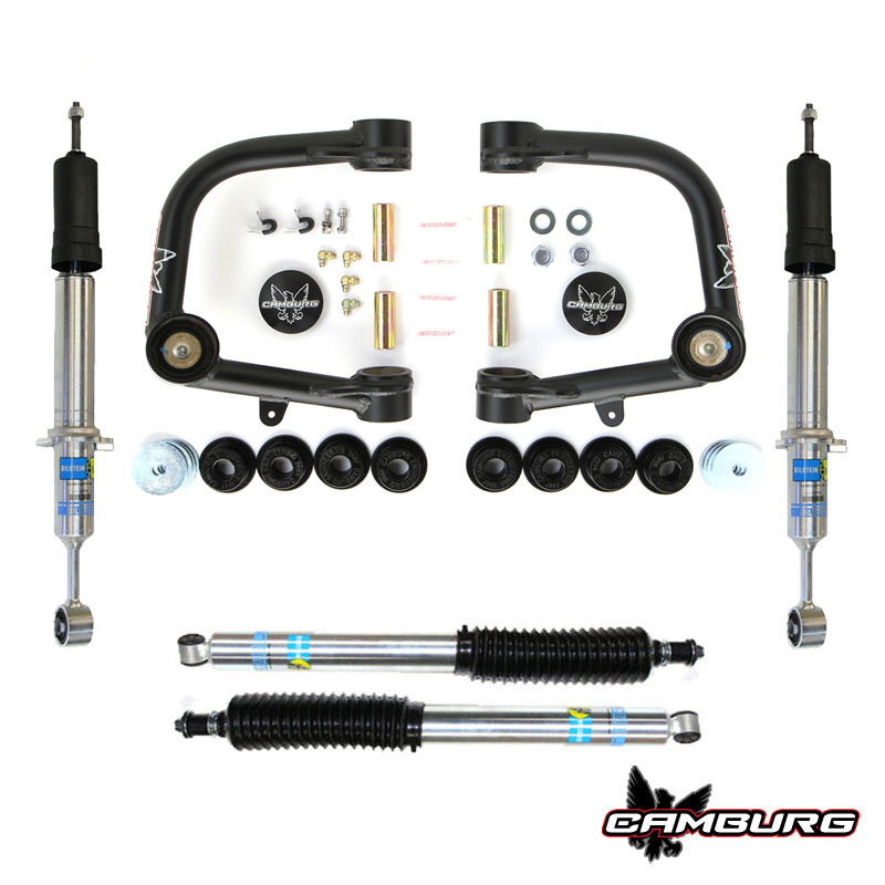 CAMBURG TOYOTA TACOMA PRE/4WD '16-'17 BILSTEIN 5100 ENTRY LEVEL KIT