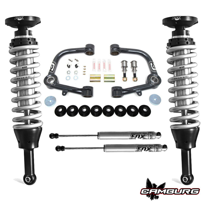 CAMBURG TOYOTA TACOMA PRE/4WD '05-'17 FOX PERFORMANCE 2.5 KIT IFP