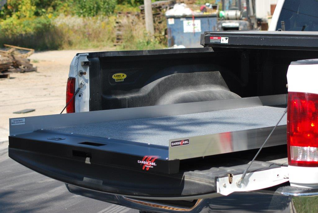 Cargo Ease Heritage Cargo Slide 1200 Lb Capacity 03-Pres Toyota Tacoma Double Cab Short Bed