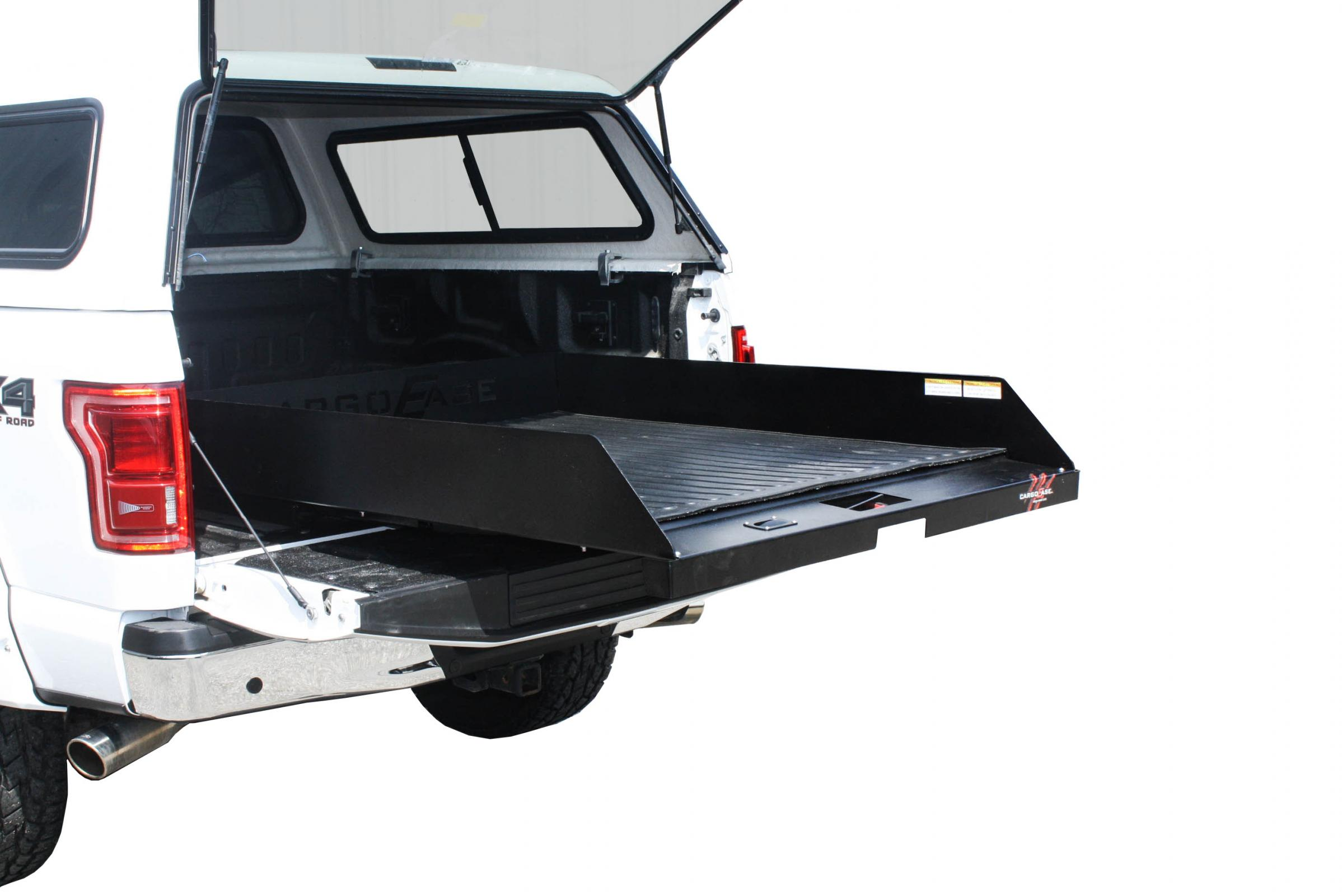 Cargo Ease Commercial 1500 Cargo Slide 1500 Lb Capacity 03-Pres Toyota Tacoma Double Cab Short Bed