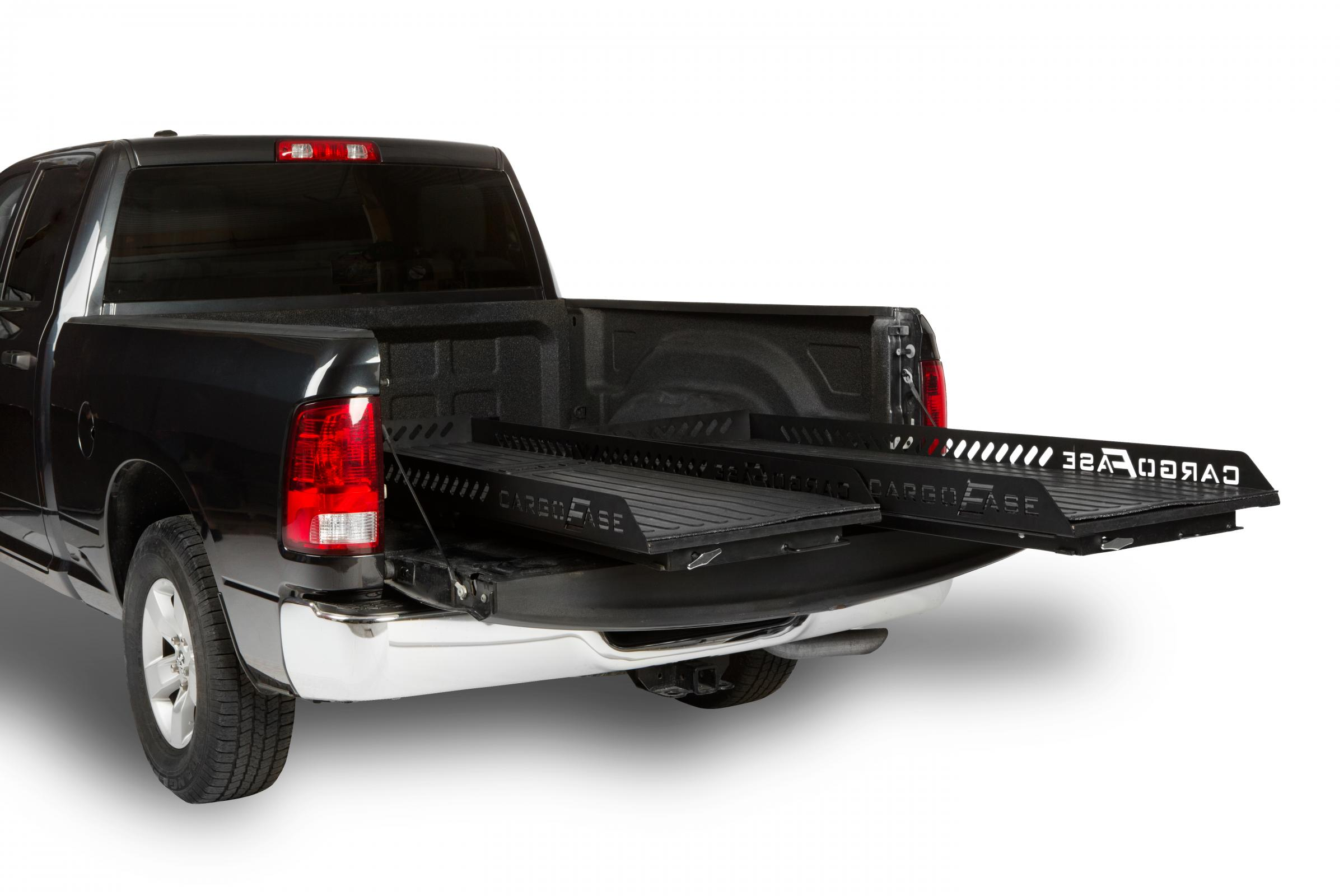 Cargo Ease Dual Slide Cargo Slide 1200 Lb Capacity (600 each side) 03-Pres Toyota Tacoma Double Cab Short Bed