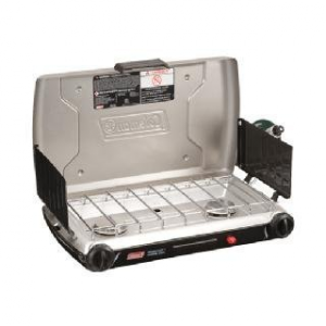 Coleman Two Burner Stove with Auto Light