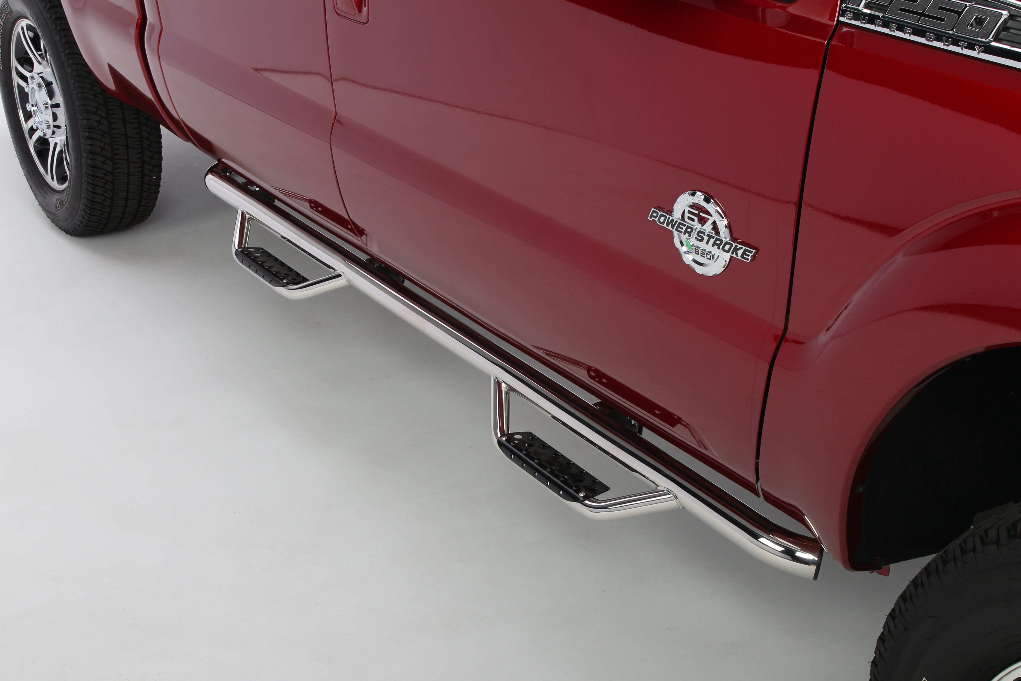 Tacoma Double Cab Sliders/Bars : Pure Tacoma, Parts and Accessories
