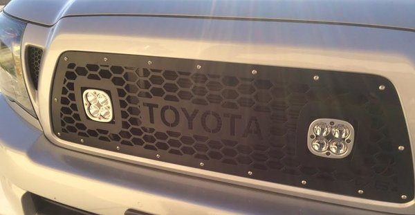 DB Customz 2005-2011 Tacoma Grille insert for Cube LED Lights