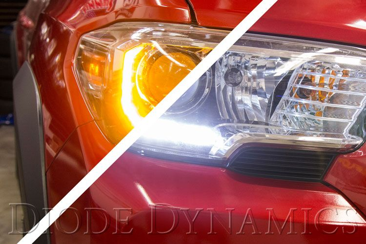 2016-2019 Toyota Tacoma Switchback DRL LED Boards
