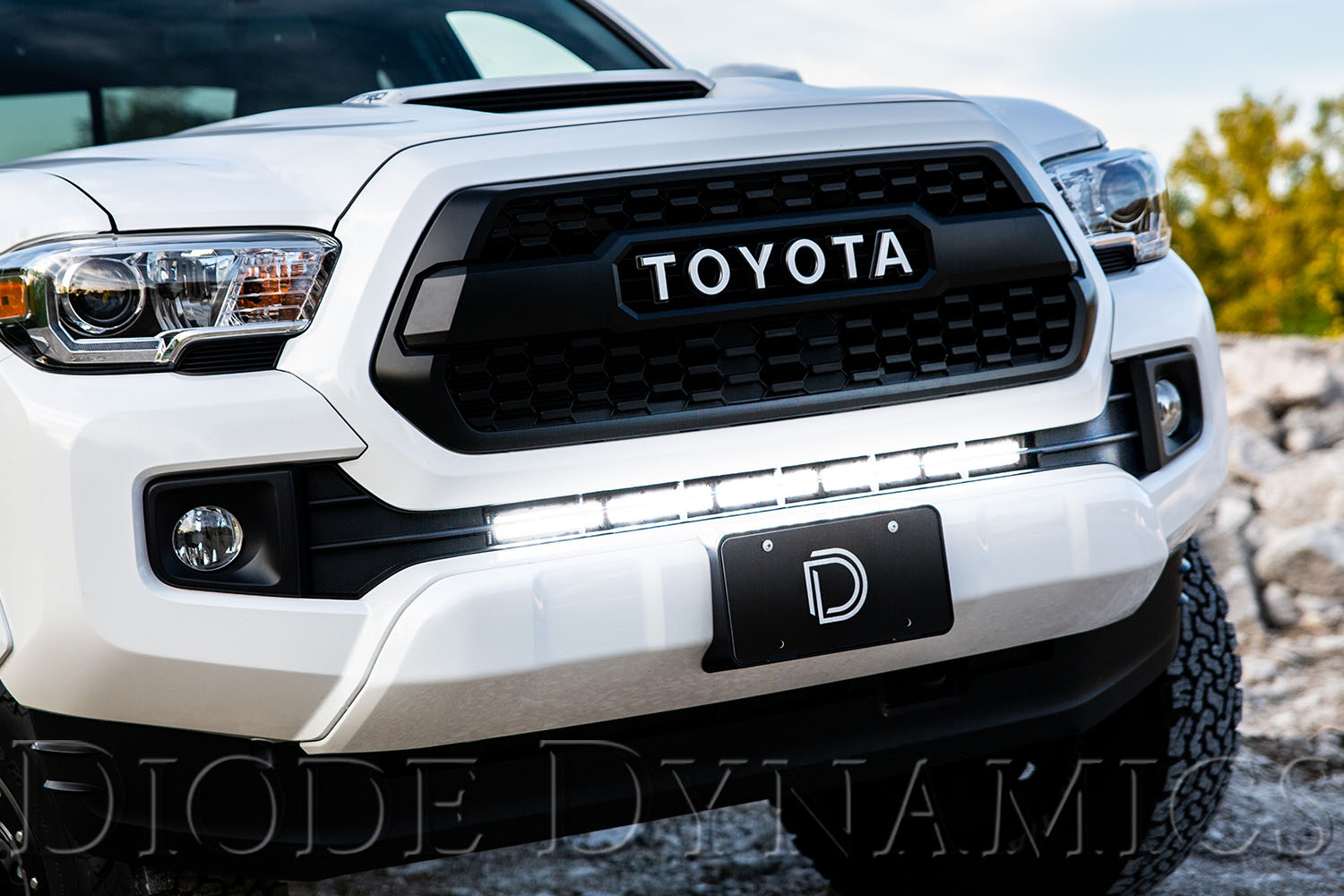 Toyota Tacoma Stealth Light Bar Kit 2016-2019