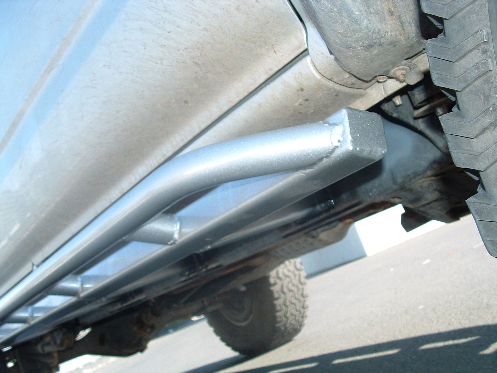 TACOMA 1995.5-2004 HYBRID SLIDERS