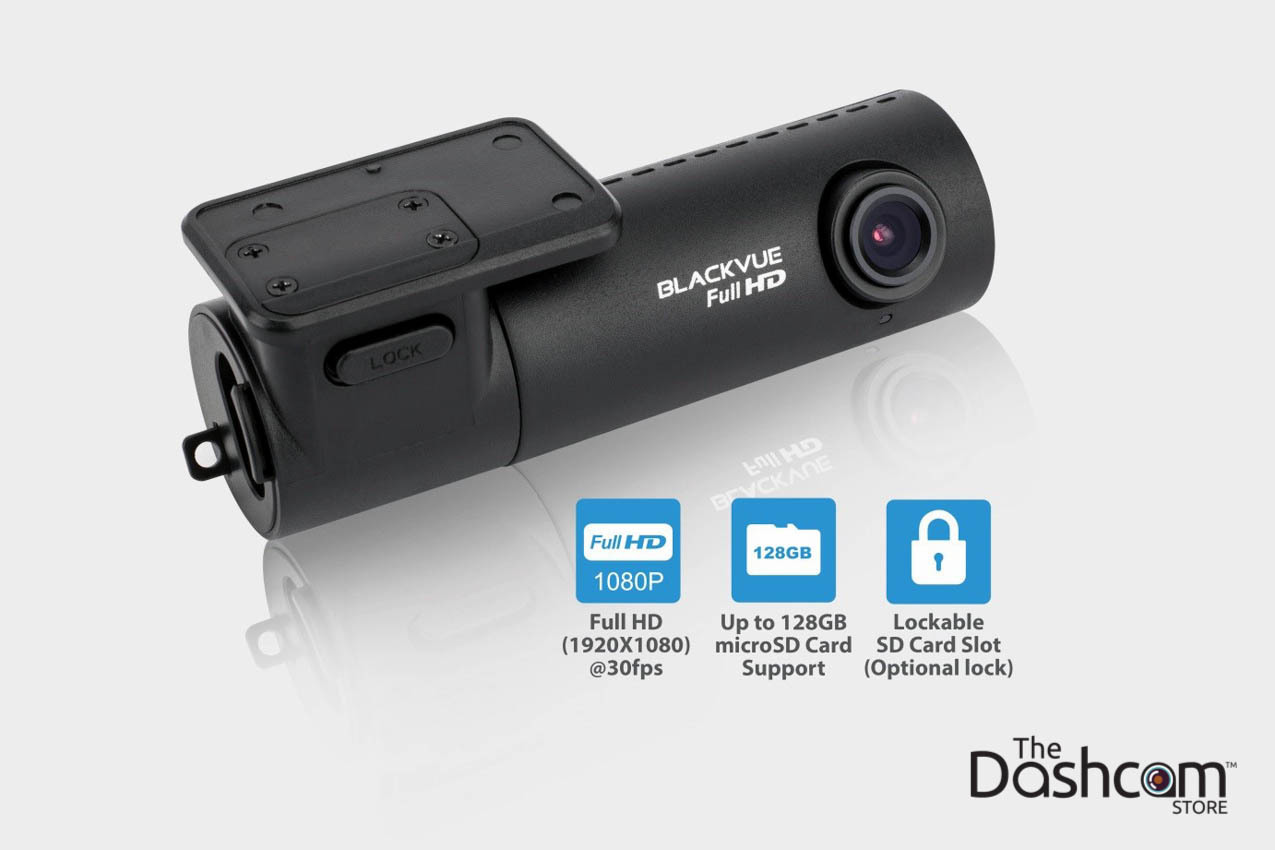 BlackVue DR450-1CH 1080p Single-Lens Dashcam