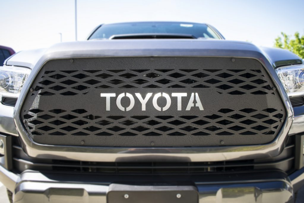 Empyre 2016 - 2017 Toyota Tacoma Grille Insert