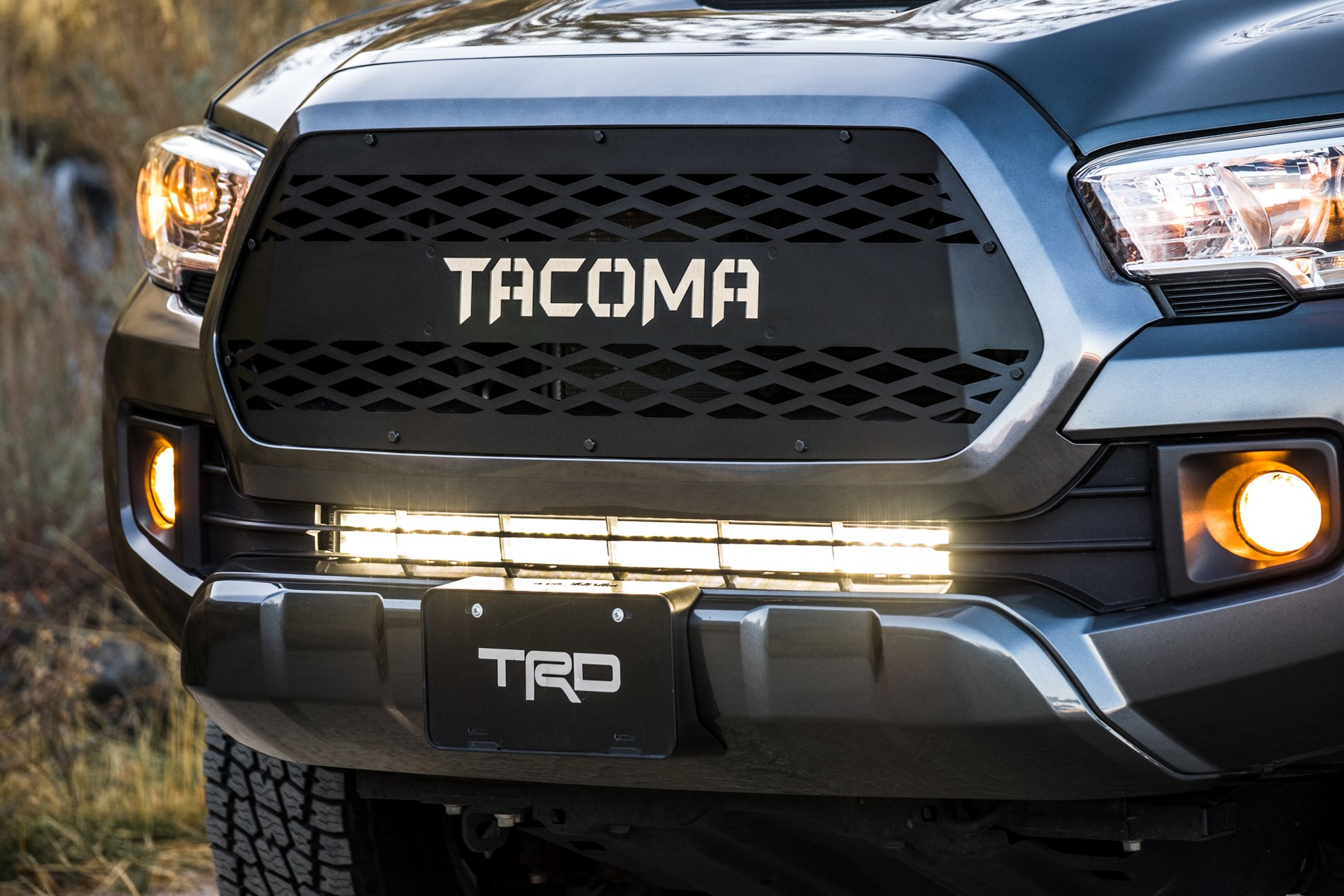 tacoma toyota grille insert empyre grills gen 3rd aftermarket truck right which accessories inserts parts taco tuesday yak road options