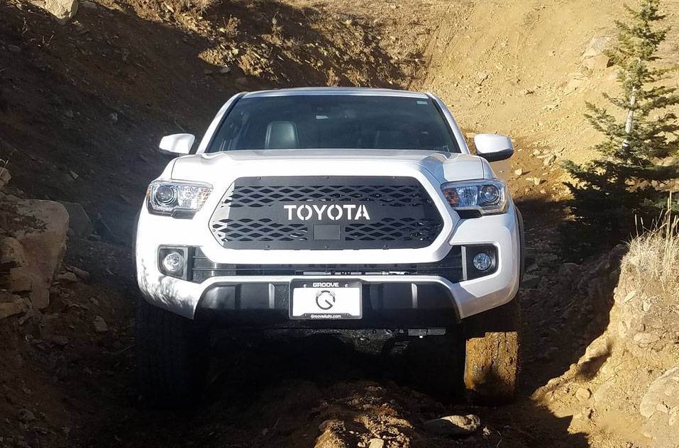 Empyre Toyota Tacoma Grille Insert (TSS Ready) 2018+