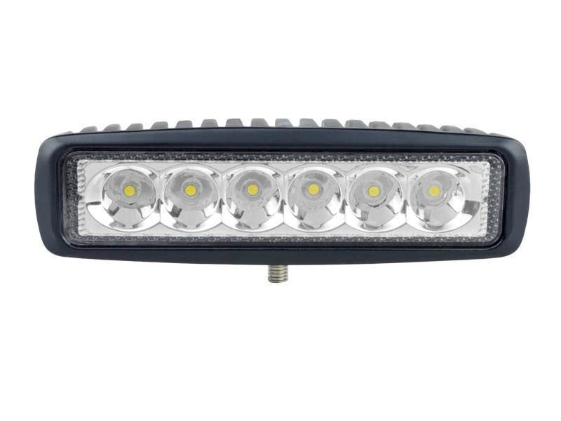 "Extreme Series 6"" LED Light Bar - 1,080 Lumen - Flood Beam"