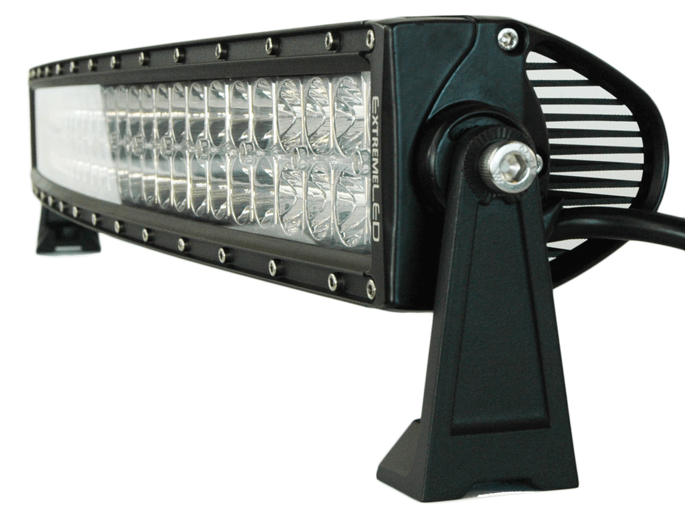 "Extreme Series 5D 40"" Curved OSRAM LED Light Bar"