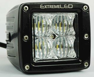 "Extreme Series 5D 3"" CREE LED Light Pod - 1,600 Lumens - Flood Beam"