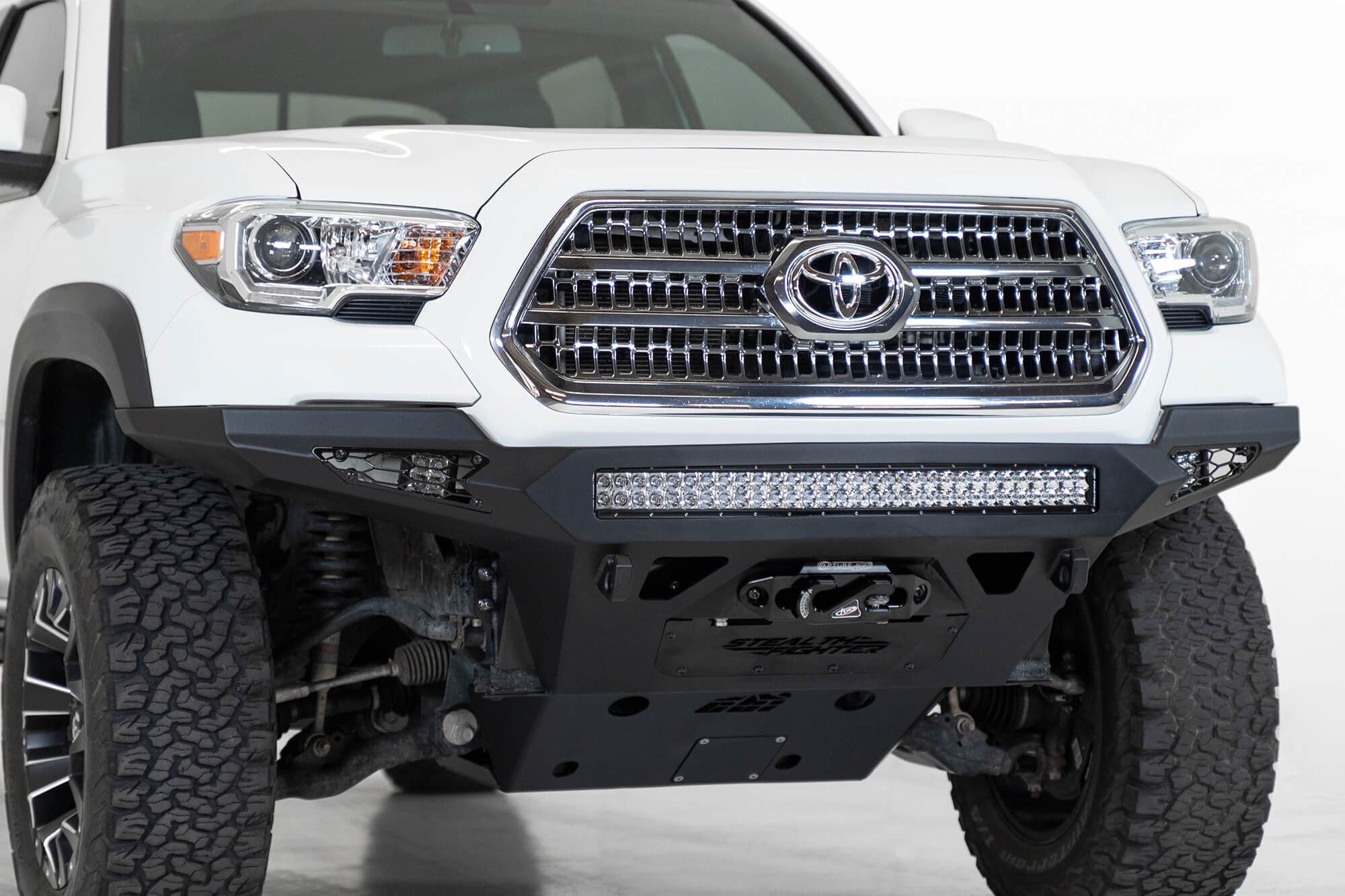ADD Stealth Fighter Winch Front Bumper 2016+ Tacoma