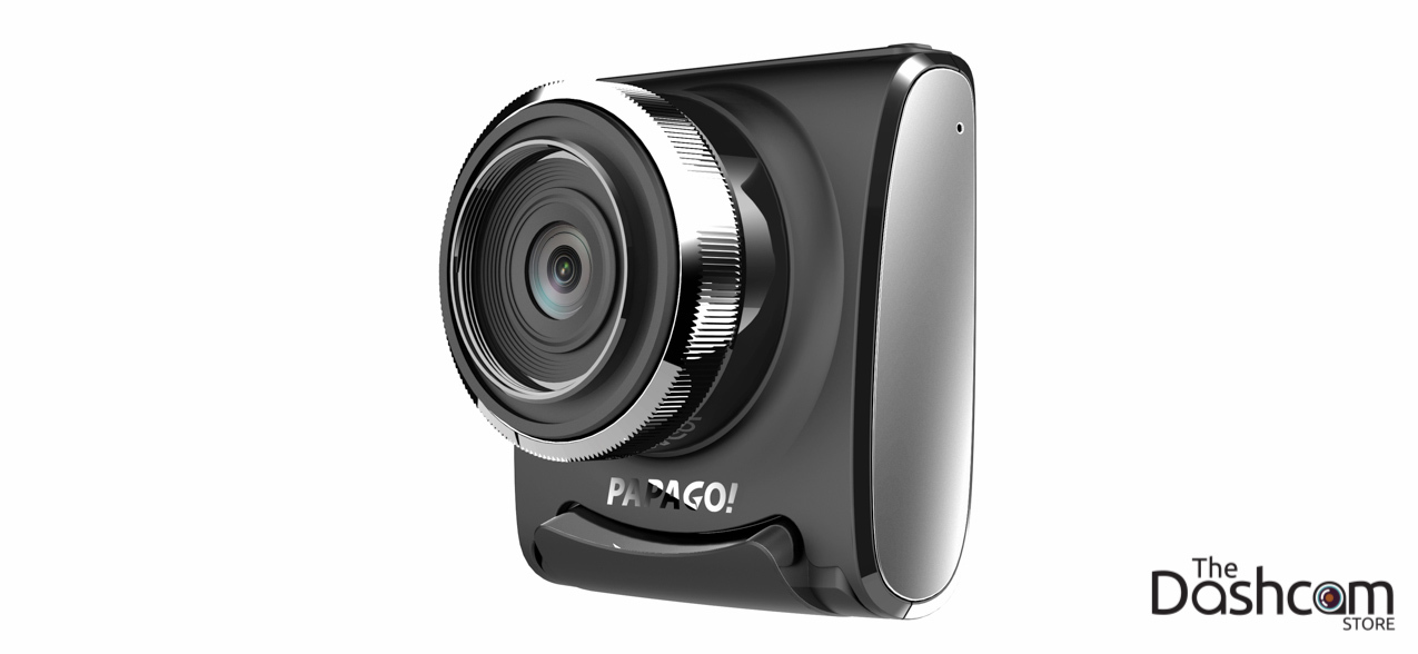PAPAGO! GoSafe 200 Full HD 1080P Single Lens Clip-On Dash Cam