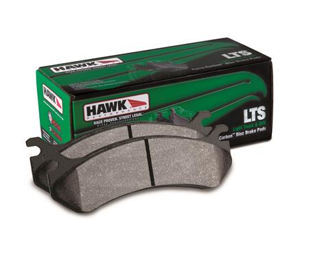 Hawk Performance LTS (Light Truck) Front Brake Pads - 2005-2015 Tacoma