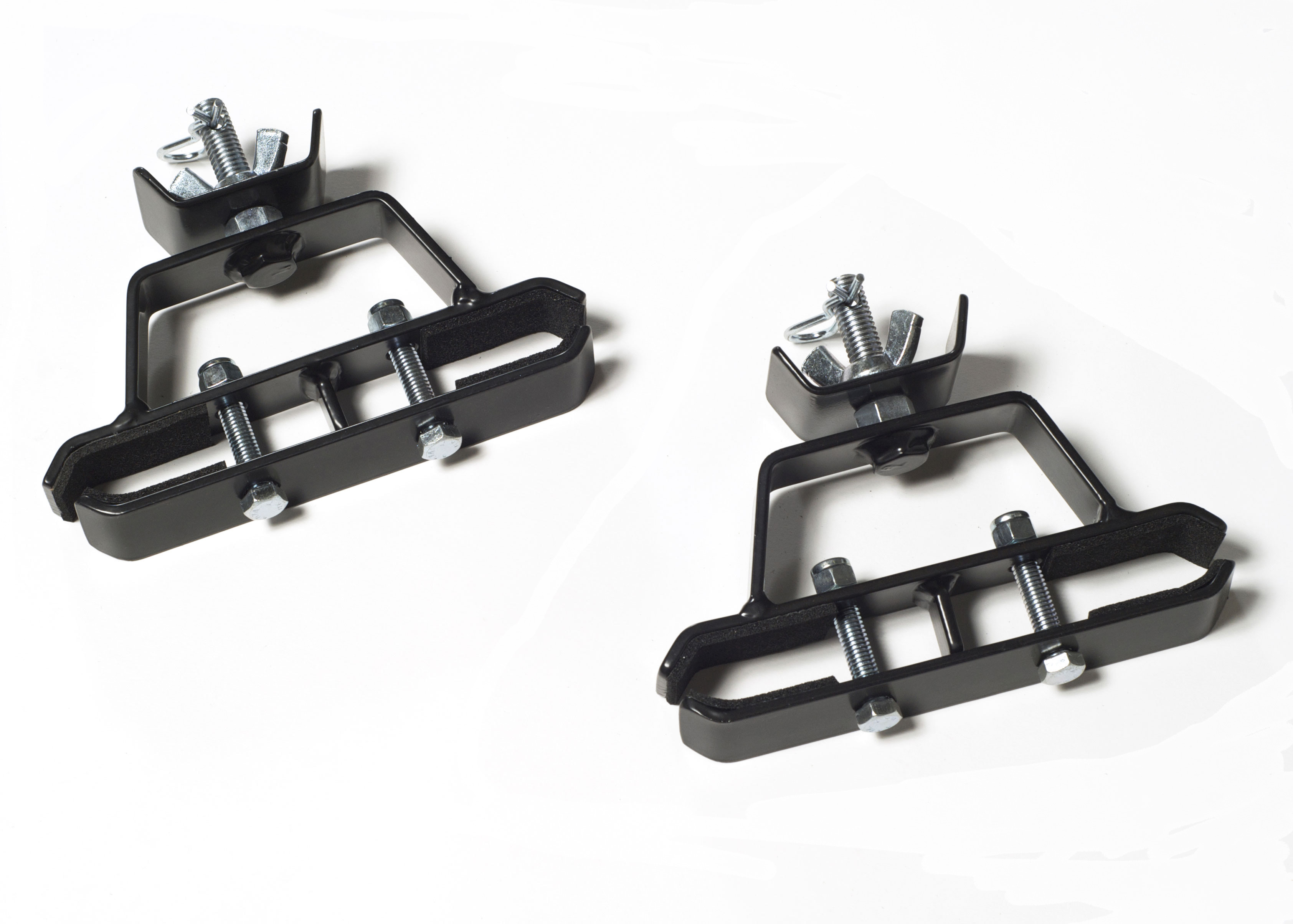 "Baja Rack Hi-Lift mount for 5"" tall racks."