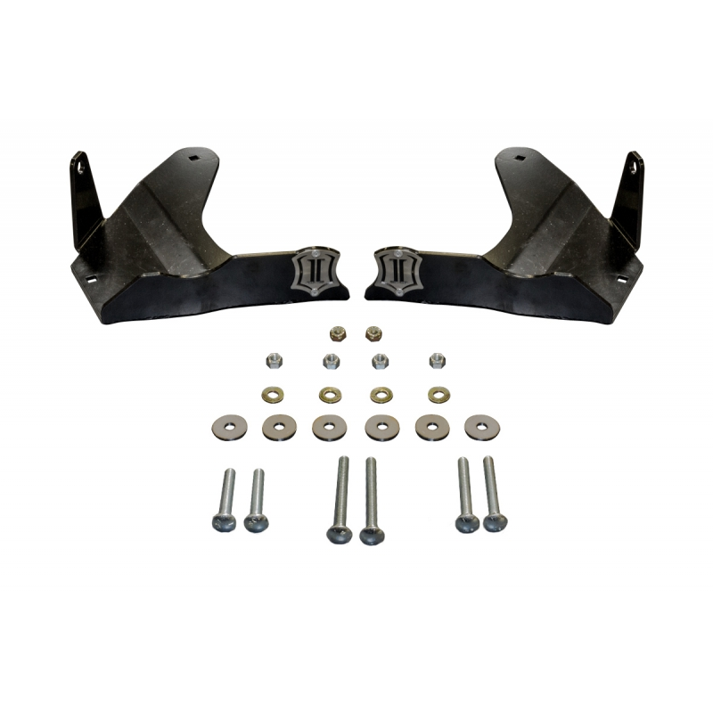 2005 - Current Toyota Tacoma Lower Control Arm Skid Plate System