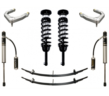 2005 - Current Toyota Tacoma Suspension System - Stage 3 with Billet UCA