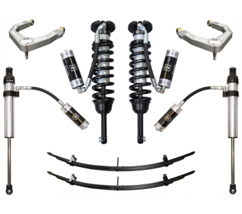 2005 - Current Toyota Tacoma Suspension System - Stage 5 with Billet UCA