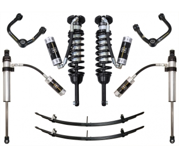 2005 - Current Toyota Tacoma Suspension System - Stage 5 with Tubular UCA