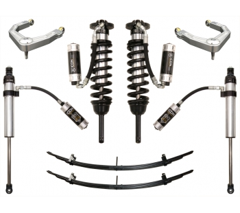 2005 - Current Toyota Tacoma Suspension System - Stage 6 with Billet UCA