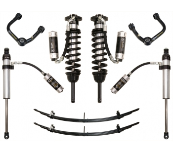 2005 - Current Toyota Tacoma Suspension System - Stage 6 with Tubular UCA