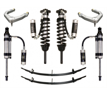 2005 - Current Toyota Tacoma Suspension System - Stage 7 with Billet UCA