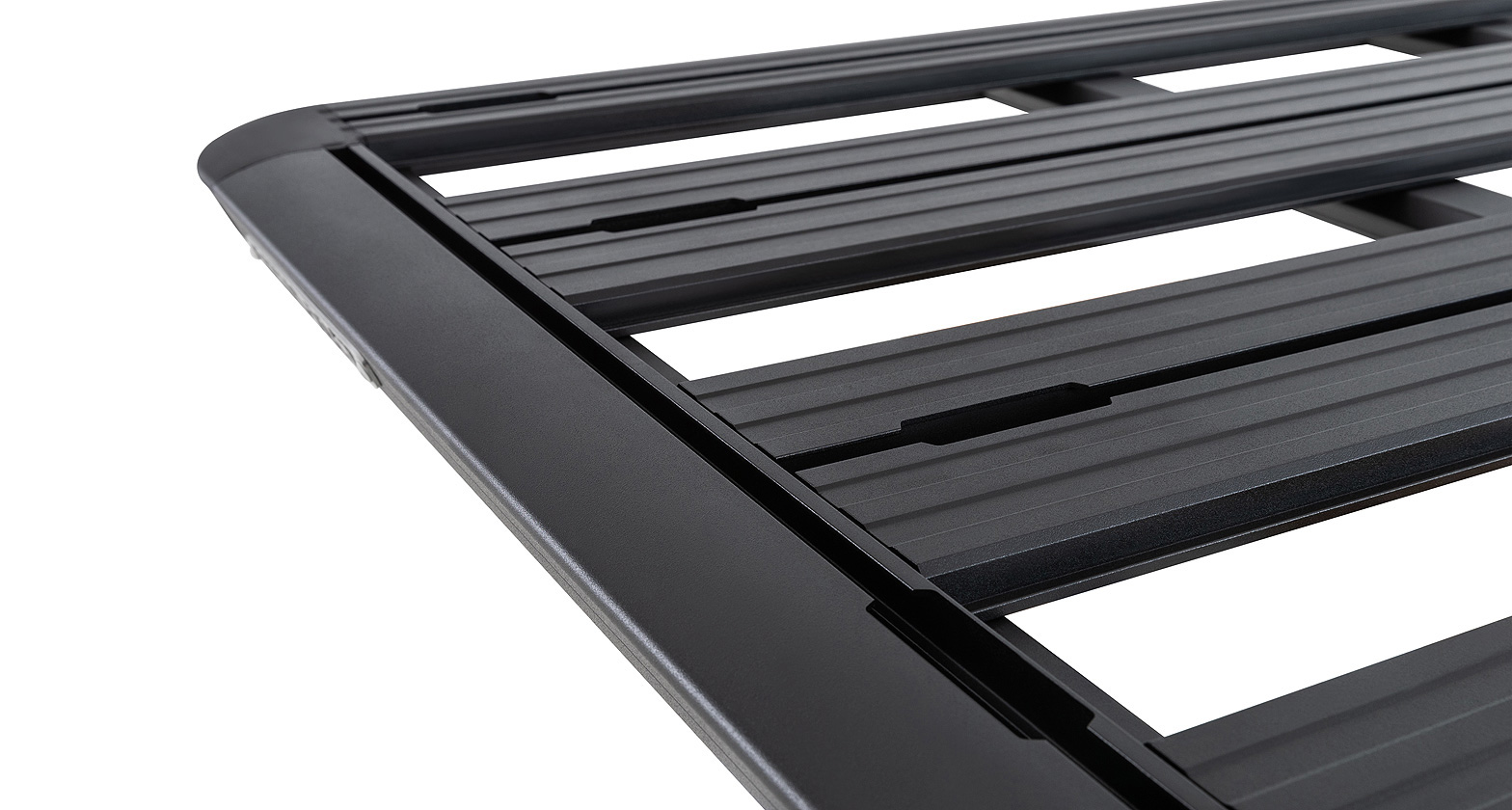 "Rhino-Rack Pioneer Platform (60"" x 49"") Unassembled with Backbone 2016-2021 Tacoma DOUBLE CAB"